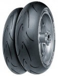 120/70  ZR17 M/C 58W TL ContiRaceAttack Comp. Medium